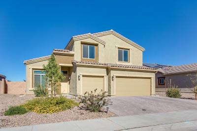 Marana Single Family Home For Sale: 9078 W Alverton Drive