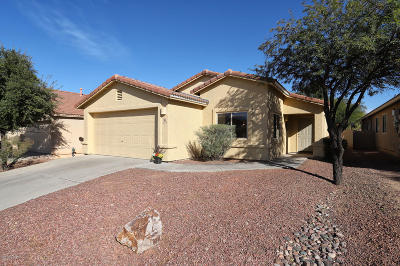 Tucson Single Family Home For Sale: 2273 W Painted Sunset Circle