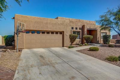 Tucson Single Family Home Active Contingent: 2942 W Encelia Court