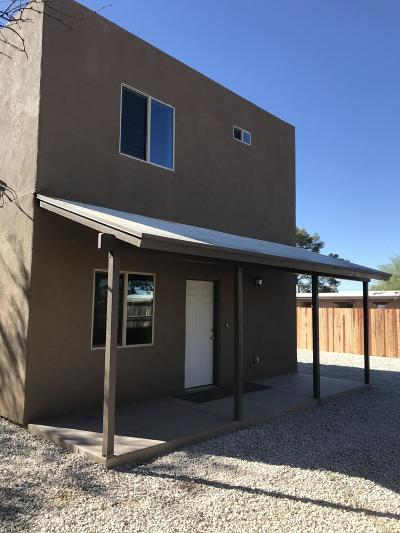 Tucson Single Family Home For Sale: 2538 N Sycamore Boulevard