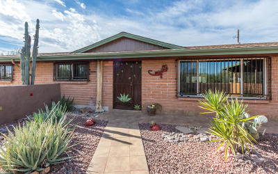 Tucson Single Family Home For Sale: 2535 N Rising Star Trail