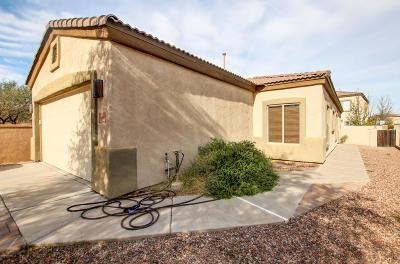 Sahuarita AZ Single Family Home For Sale: $165,000