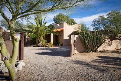 Tucson Single Family Home For Sale: 3547 E Elida Street