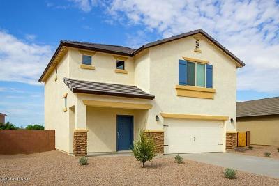 Marana Single Family Home For Sale: 11668 W Thomas Arron Drive