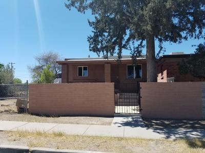 Pima County Single Family Home For Sale: 375 W 33rd Street