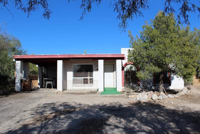 Tucson Single Family Home Active Contingent: 6330 N Papaya Place