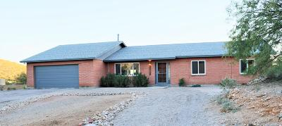 Tucson Single Family Home For Sale: 7220 E Cripple Creek Drive