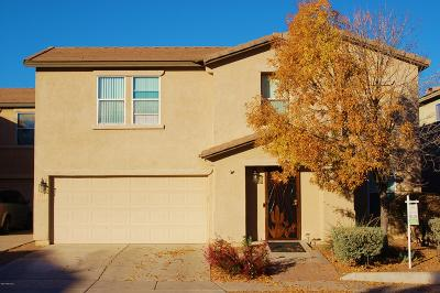 Tucson Single Family Home Active Contingent: 3341 N River Rapids Drive