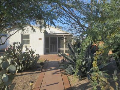 Tucson Single Family Home For Sale: 1225 E Alta Vista Street