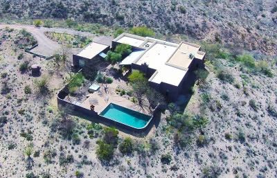 Pima County, Pinal County Single Family Home For Sale: 6985 S X9 Ranch Road