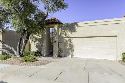 Pima County Townhouse Active Contingent: 9729 E 2nd Street