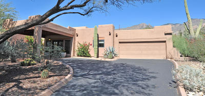 Tucson Single Family Home For Sale: 4071 E Camino Montecillo