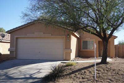 Tucson Single Family Home For Sale: 2277 W Frostwood Lane