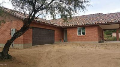 Rio Rico Single Family Home For Sale: 1045 Camino Caralampi