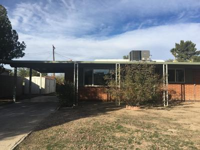 Tucson Single Family Home For Sale: 2871 N Sherry Avenue