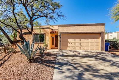 Pima County Single Family Home Active Contingent: 3713 N Forgeus Avenue