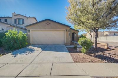 Pima County Single Family Home Active Contingent: 6378 S Sunrise Valley Drive