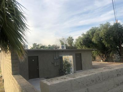 Tucson Single Family Home For Sale: 3451 N Flowing Wells Road