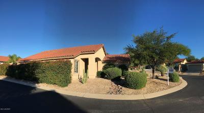 Tucson Single Family Home For Sale: 2465 W Tom Watson Drive