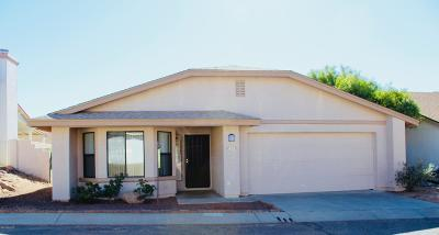 Tucson Single Family Home For Sale: 8172 N Streamside Avenue