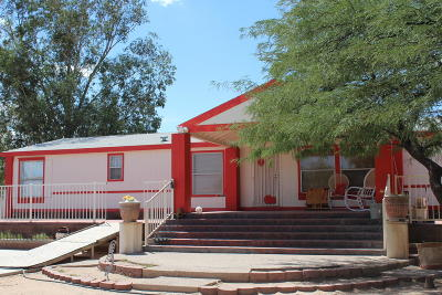 Pima County Manufactured Home Active Contingent: 7530 S Gila Avenue
