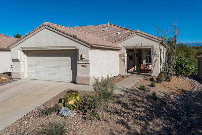 Marana Townhouse For Sale: 13178 N Desert Flora Lane