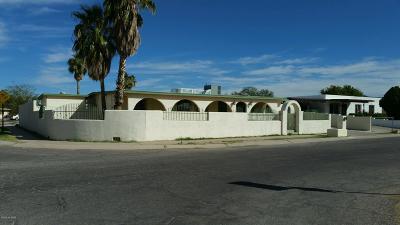 Tucson Single Family Home Active Contingent: 4767 S Camino Paso Doble