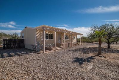 Pima County Manufactured Home For Sale: 3971 S Leonard Avenue