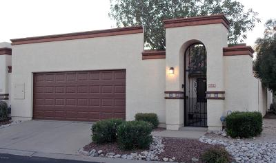 Pima County Single Family Home Active Contingent: 8895 N Carolanne Drive