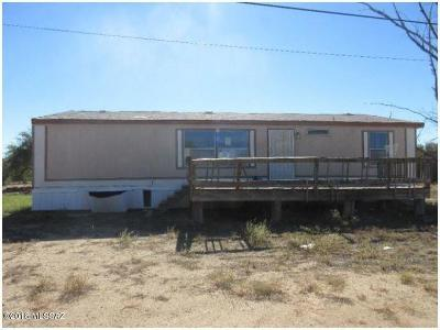 Pima County Manufactured Home For Sale: 11426 S Old Nogales Highway