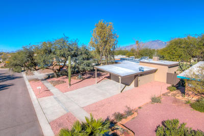 Single Family Home For Sale: 9201 E Speedway Boulevard