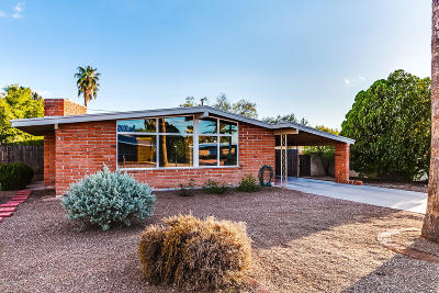 Single Family Home Active Contingent: 5362 E Rosewood Street