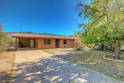 Tucson Single Family Home Active Contingent: 3862 E Buoy Place