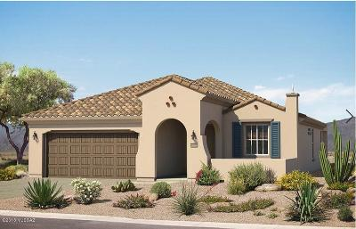 Marana Single Family Home For Sale: 7068 W Cliff Spring Trail