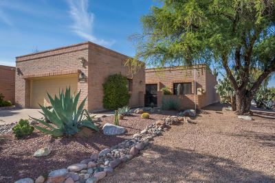 Tucson Townhouse For Sale: 8637 N Candlewood Loop