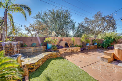 Tucson Single Family Home For Sale: 3545 W Camino De Talia