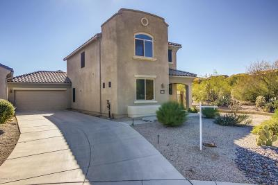 Single Family Home Active Contingent: 10706 E Orchid Cactus Lane