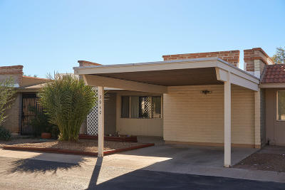 Pima County Townhouse For Sale: 3940 N Stone Avenue