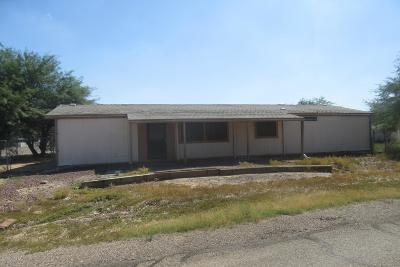 Pima County Manufactured Home For Sale: 13437 N Warfield Circle