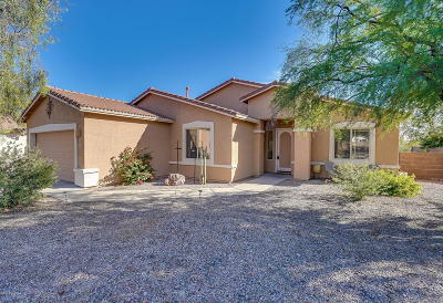 Tucson Single Family Home Active Contingent: 4263 W Tombolo Trail