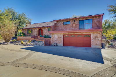 Tucson Single Family Home For Sale: 6080 E Calle Ojos Verde