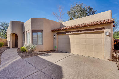 Tucson Single Family Home For Sale: 3723 N Bay Horse Loop