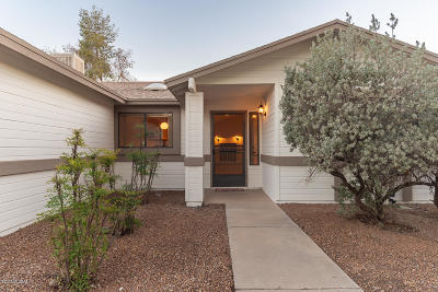 Tucson Single Family Home Active Contingent: 2531 W Dolbrook Way