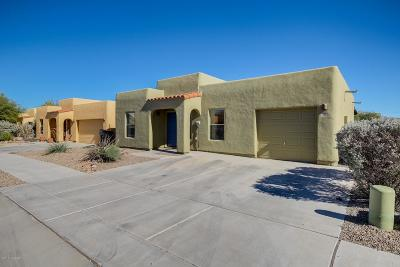 Pima County Single Family Home Active Contingent: 5756 E Vuelta De Ladrillo Amarillo