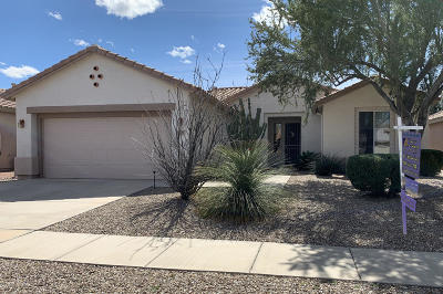 Single Family Home For Sale: 7689 W Desert Cactus Way