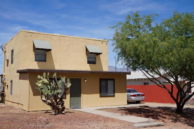 Tucson Single Family Home Active Contingent: 1231 E Water Street
