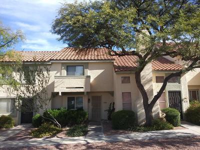 Tucson Townhouse For Sale: 2754 W Avenida Azahar