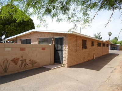 Tucson Residential Income For Sale: 225 E Calle Arizona