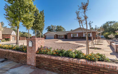 Pima County Single Family Home For Sale: 6835 E Calle Luciente