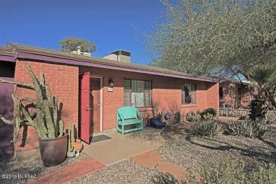 Tucson Single Family Home Active Contingent: 3005 E Lester Street